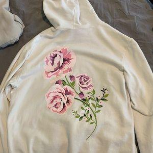 floral diamond supply co sweatshirt